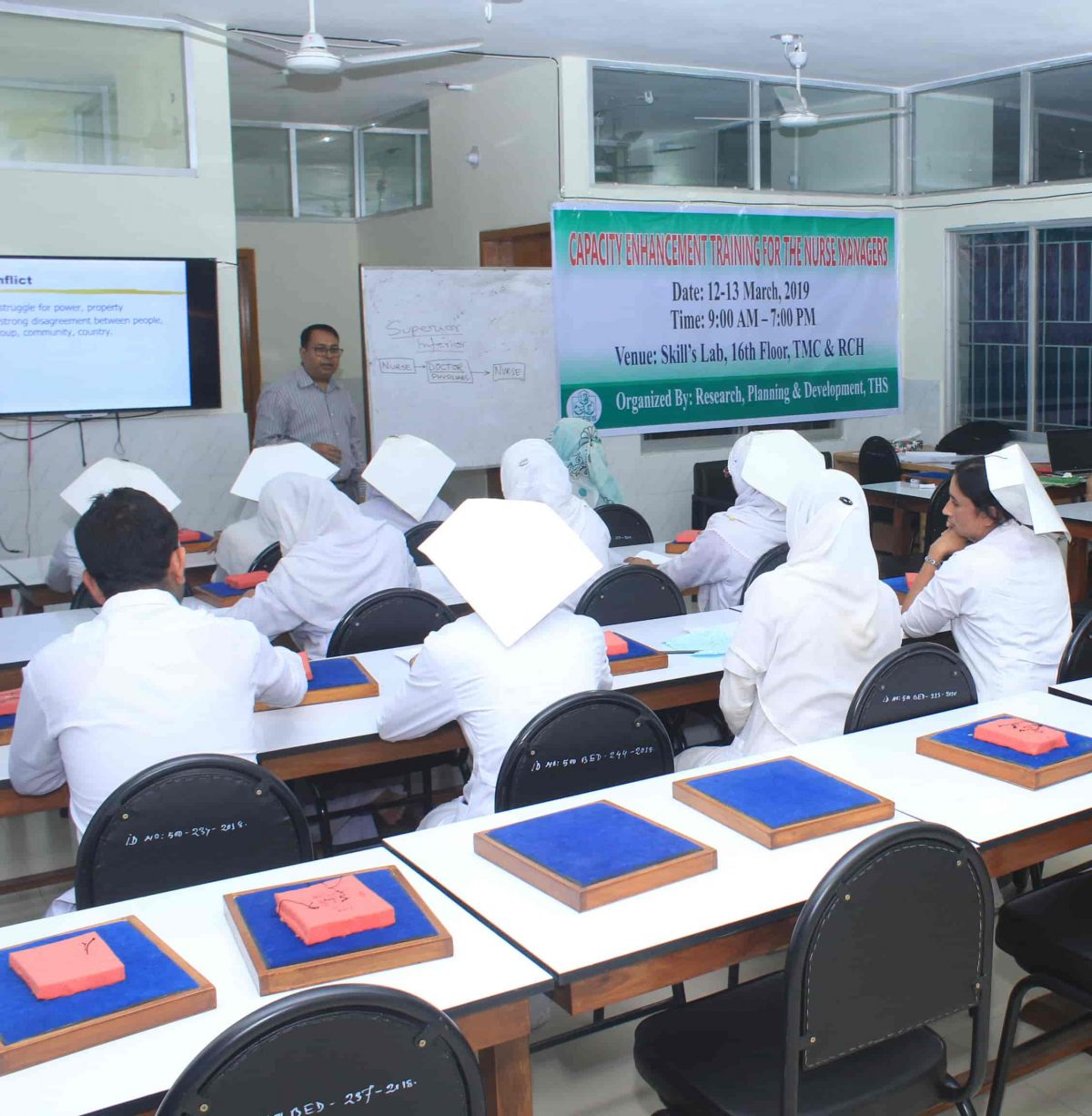 Capacity Enhancement Training for Nurse Managers (1)