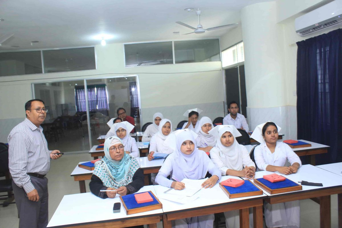 Capacity Enhancement Training for Nurse Managers (4)