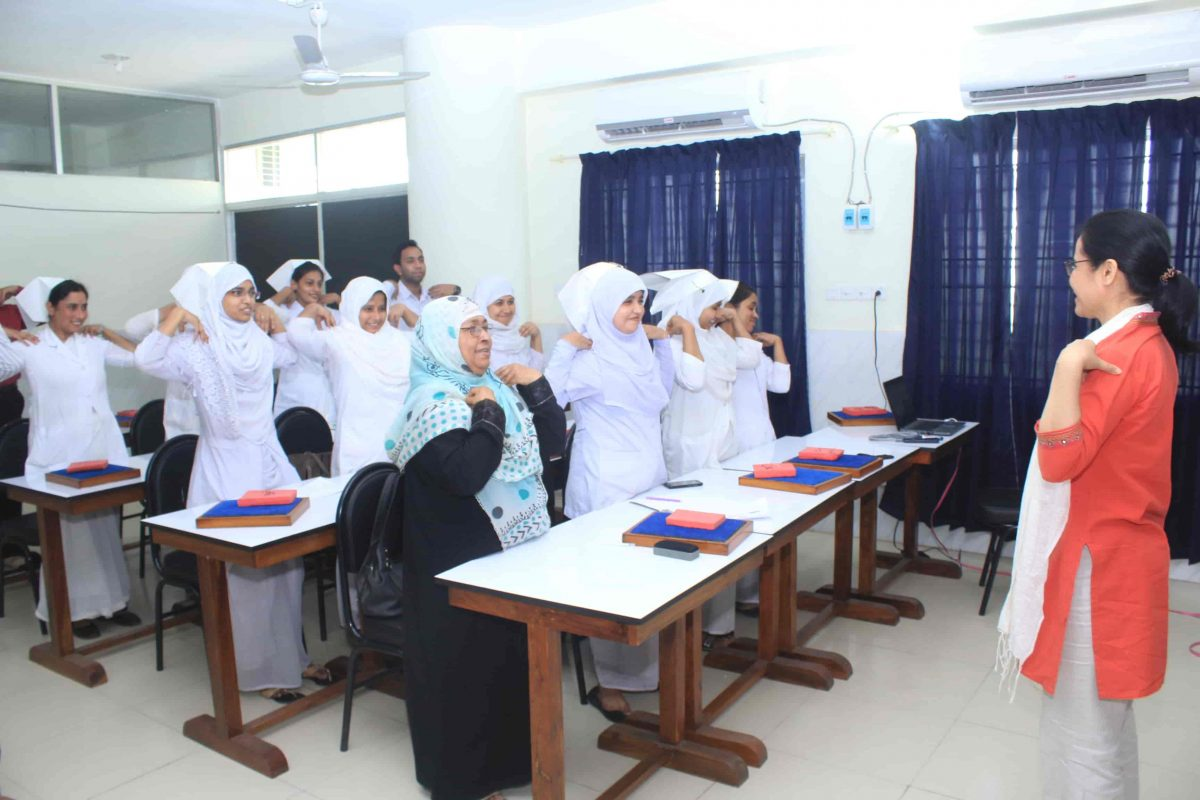Capacity Enhancement Training for Nurse Managers (5)