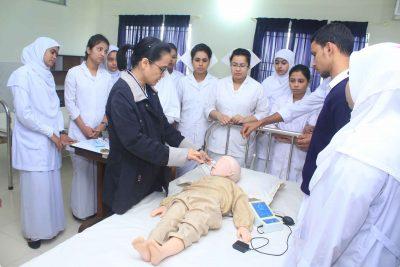 Workshop on Basic Nursing Skills 1