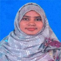 Tahamina Khatun